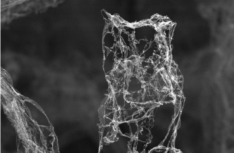 L'aérographite, un matériau prometteur pour sortir facilement du Système solaire