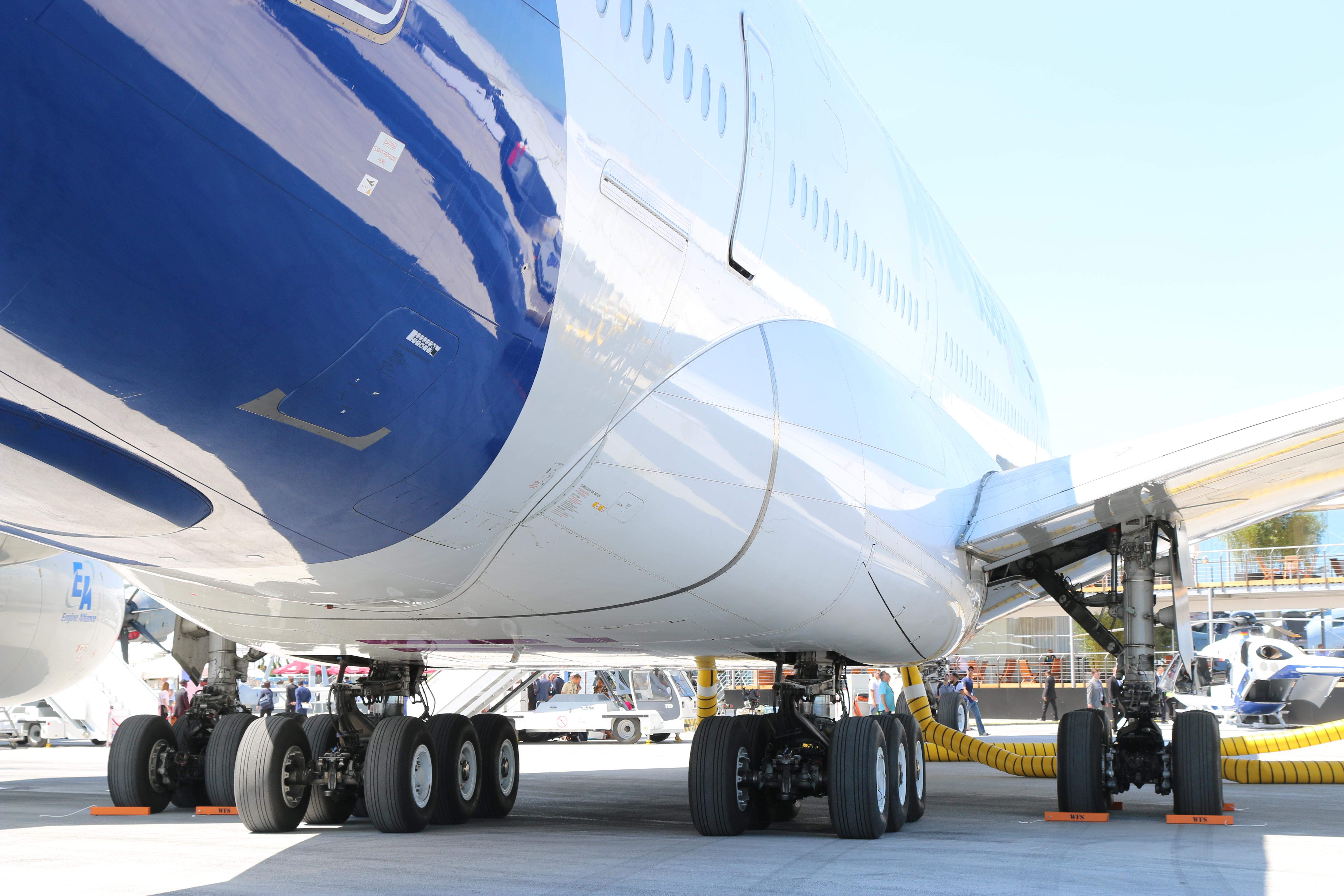 Les grandes pièces matricées pour l'Aéronautiques et l'Energie.