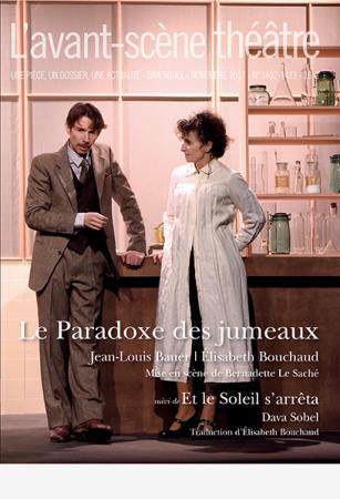 Elisabeth Bouchaud, de la physique au théâtre
