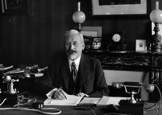 Le saviez-vous ? Le lauréat du prix Nobel de physique en 1920 a inventé l'Invar, un alliage propriété des aciéries d'Imphy